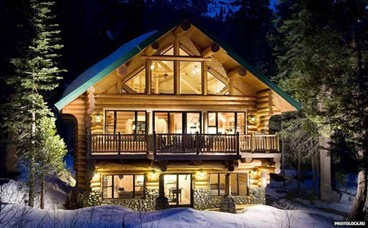 Дачный дом.