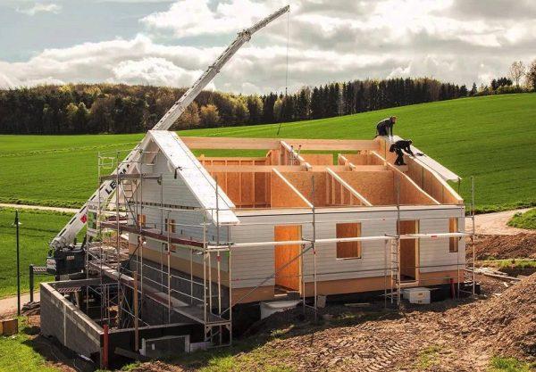Как построить дом своими руками — Без опыта строительства