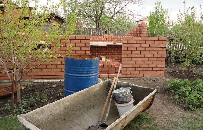 Баня Из Кирпича Своими Руками Пошаговая Инструкция - фото 3
