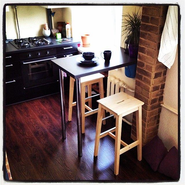 барные стойки из гипсокартона на кухне фото