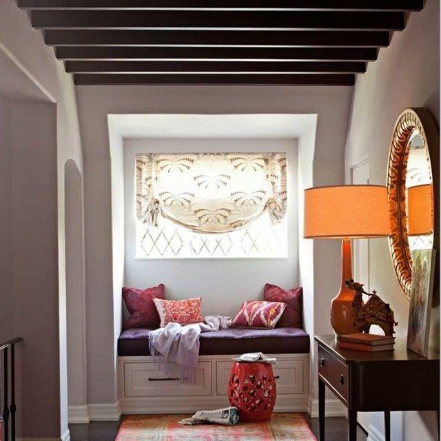 Дизайн окна в частном доме