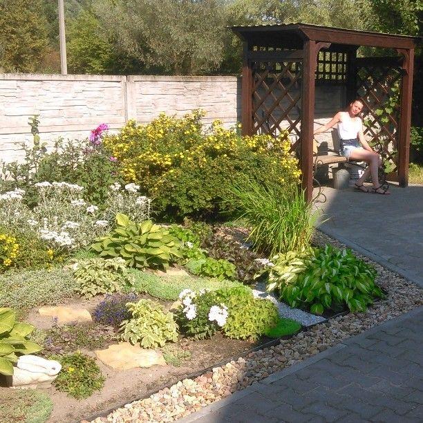 Дизайн для сада своими руками фото 51