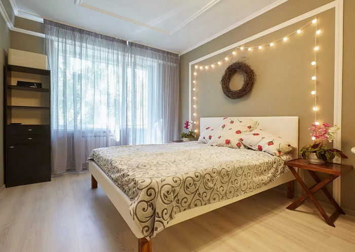 Комната 15 метров дизайн фото спальня