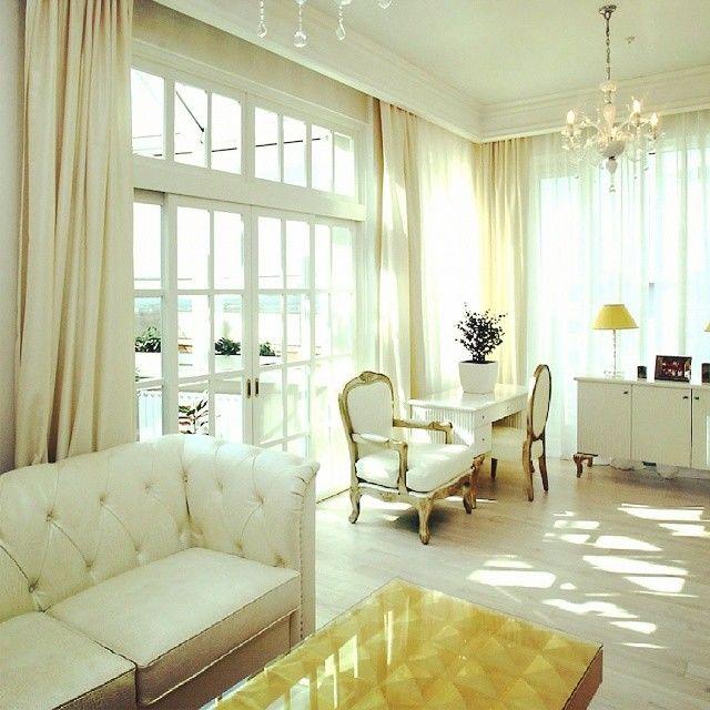 Дизайн зала в квартире своими руками с
