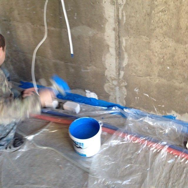 Как сделать гидроизоляцию в ванной в новостройке 36