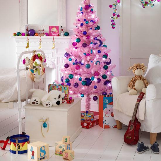 Декор комнаты к новому году своими руками фото