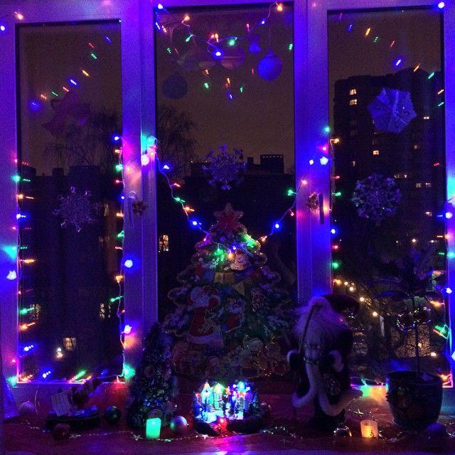 Идеи для комнаты на новый год своими