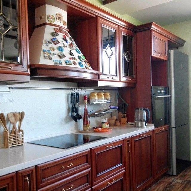 Дизайн кухонных гарнитуров своими