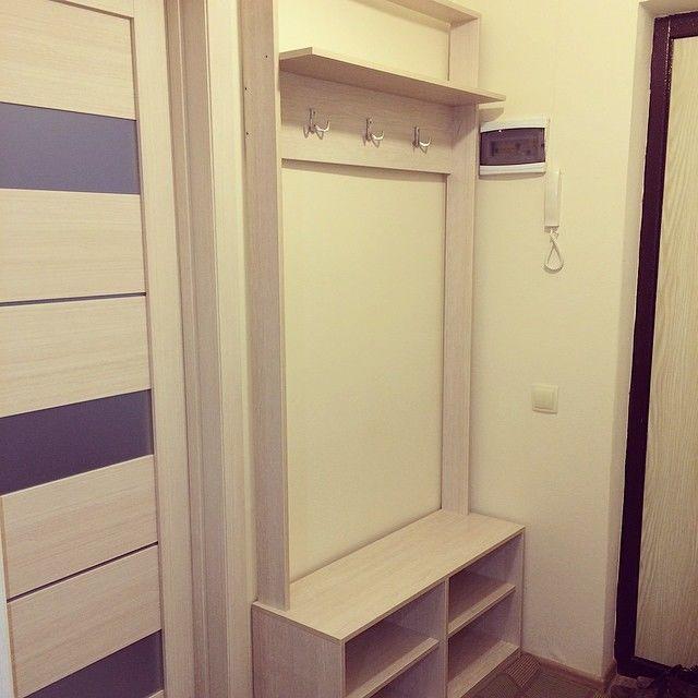 Мебель для маленькой прихожей 10 фото
