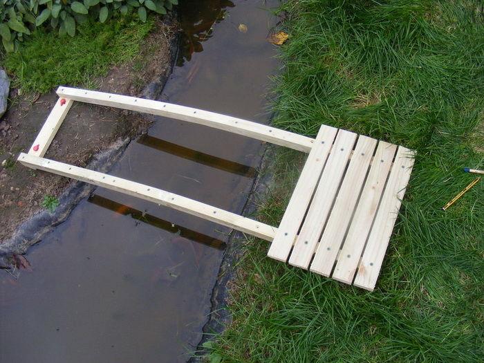 Как можно сделать мостик