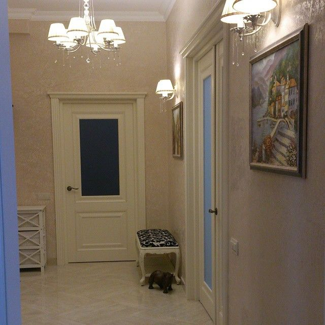 Светильник в коридор фото