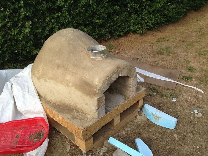 Помпейские печи из глины своими руками 919