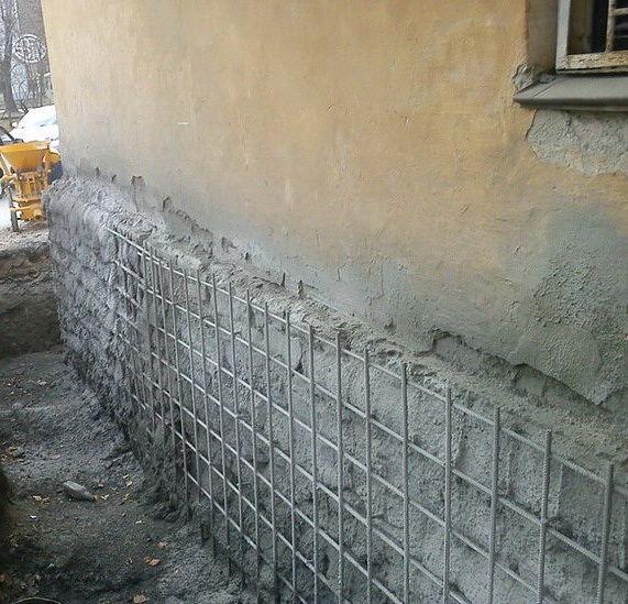 Ремонт шлакового дома своими руками 77