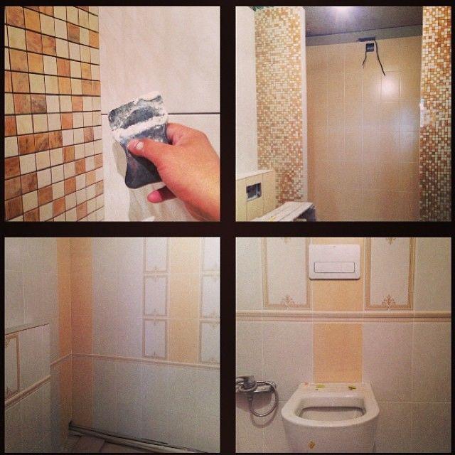 Ремонт туалета своими руками фото идеи пластиковыми панелями