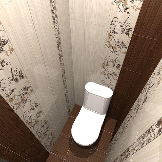 Ремонт маленького туалета своими руками фото