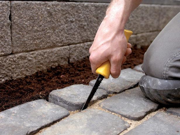 Брусчатка для садовых дорожек своими руками 208