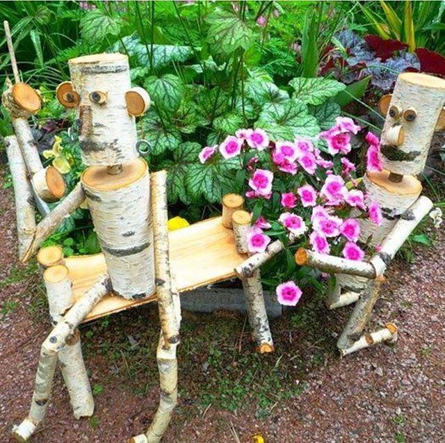 Лучшие идеи для сада и огорода своими руками фото