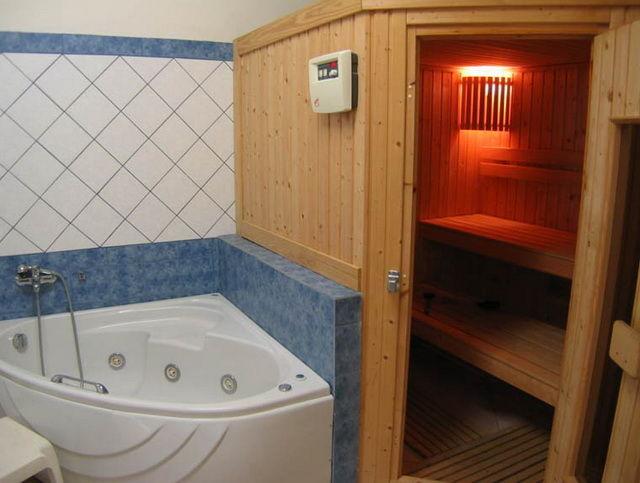 Сауна в ванной в квартире своими руками