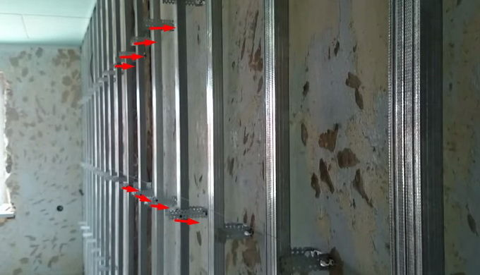 Обшивка стены из гипсокартона своими руками пошаговая инструкция