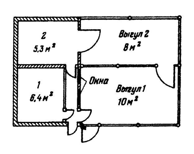 Как построить маленький свинарник своими руками 43