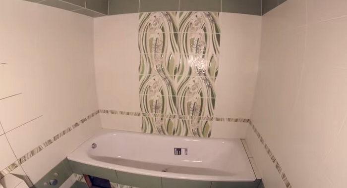 Установка чугунной ванны своими руками