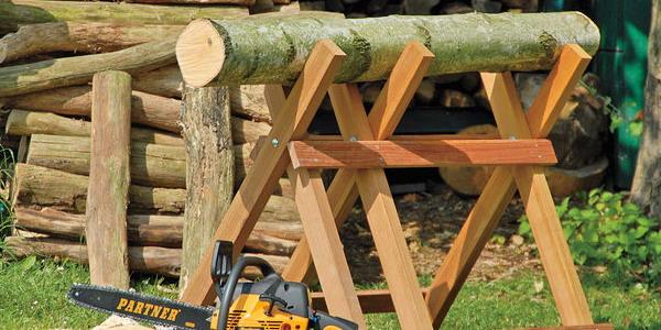 Подставки для дров своими руками
