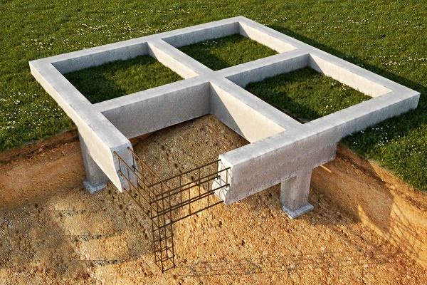 Ленточный фундамент своими руками пошаговая инструкция 940